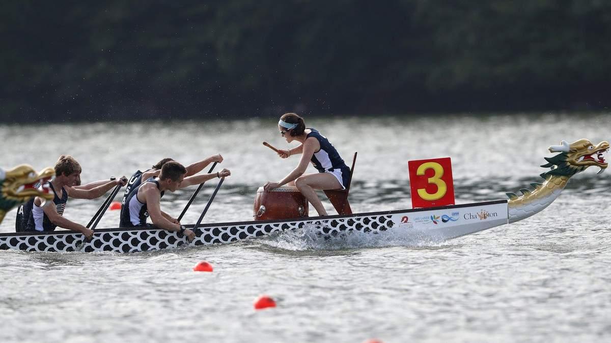 Устрицы могут сорвать соревнования на Олимпийских играх 2020