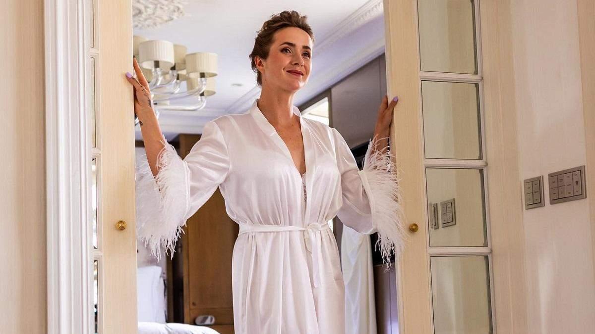 Світоліна зачарувала розкішними фото з ранку нареченої