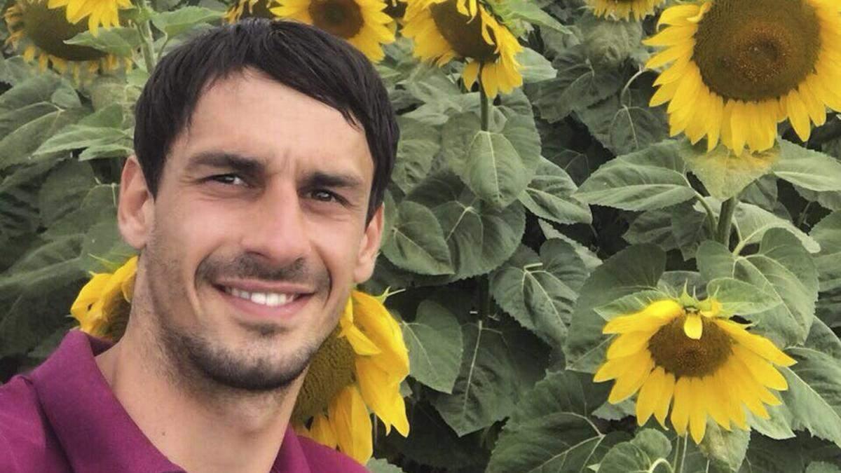 В Бурштыне в аварии погиб футболист Игорь Цимбалистый 19 июля 2021