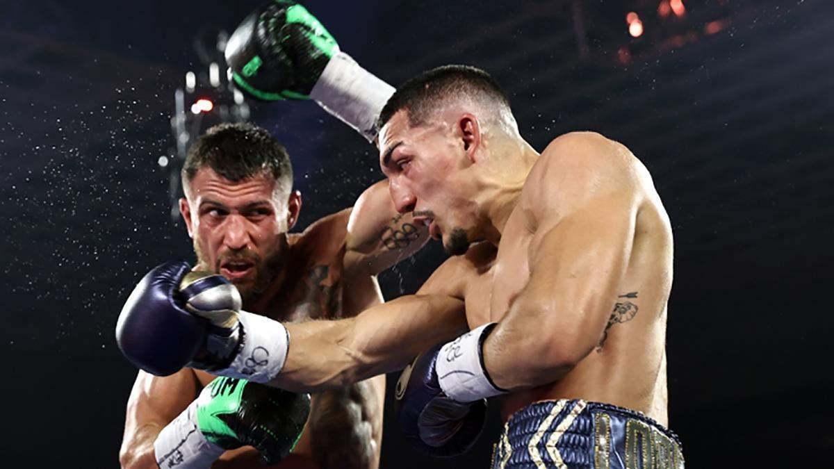 Ломаченко проведет реванш с Лопесом из-за сорваного боя американца