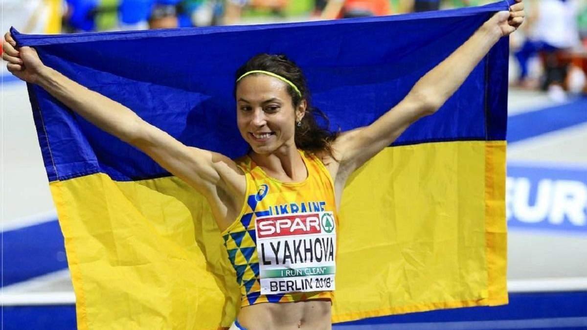 Украинскую легкоатлетку Ляхову не взяли на Олимпиаду-2020 – причина