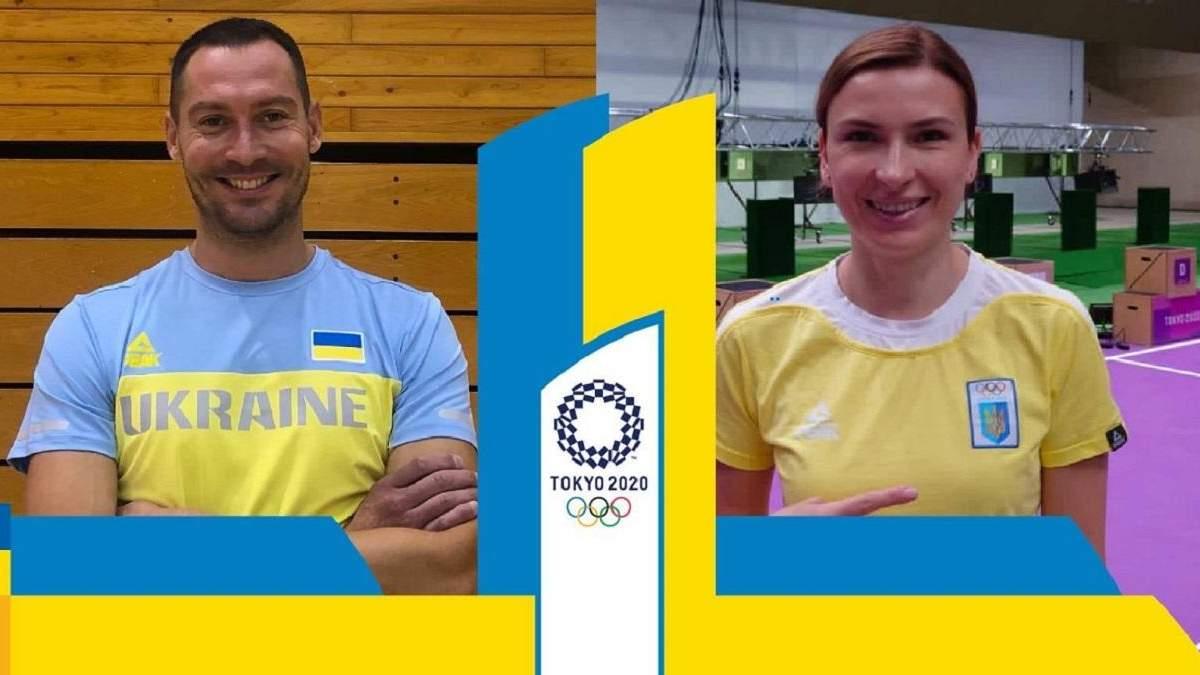 Костевич і Нікішин – прапороносці України на відкритті Олімпіади-2020