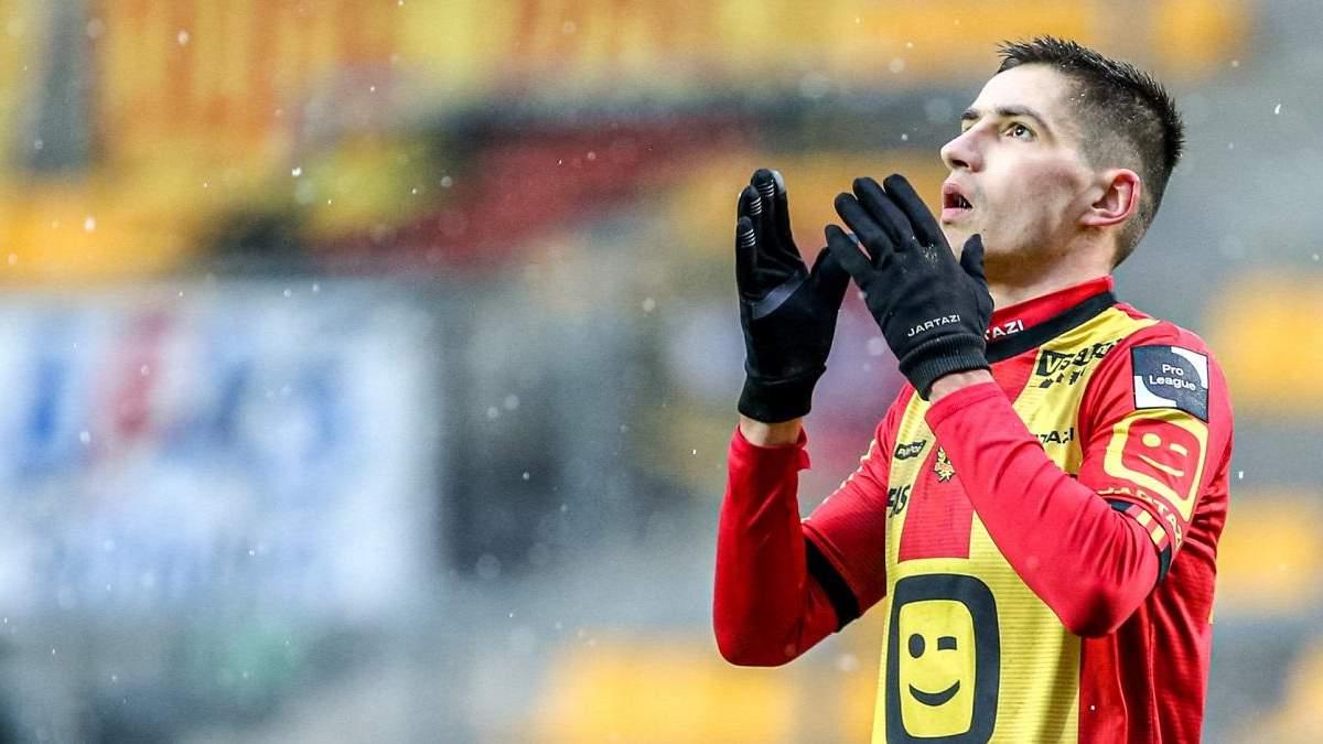 Останется в Бельгии: Швед неожиданно не тренировался с Селтиком после возвращения из аренды