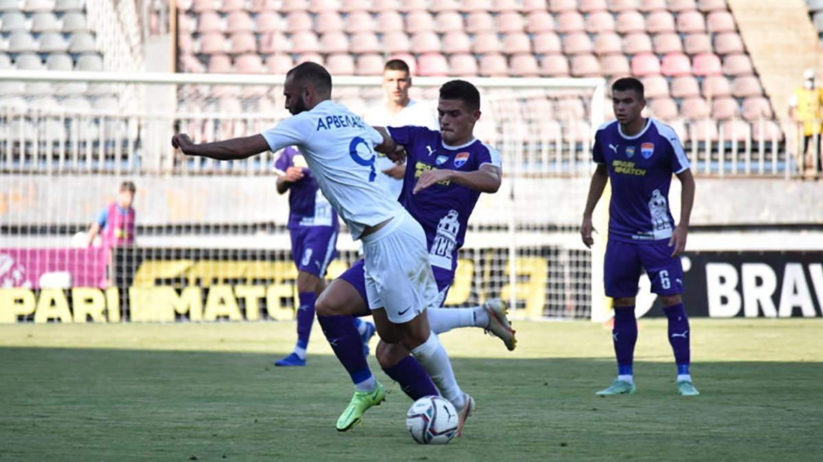 Мариуполь – Десна: результат матча 1 августа 2021, обзор