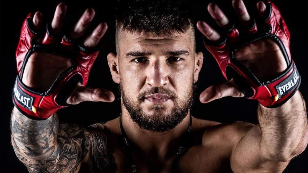 Ярослав Амосов визнаний одним з найсильніших бійців світу Bellator