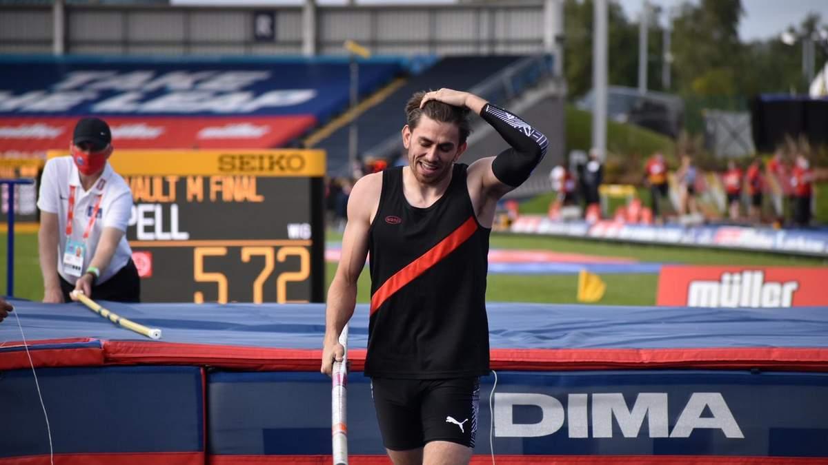 Олімпіада-2020: британський стрибун втратив зуби під час тренування
