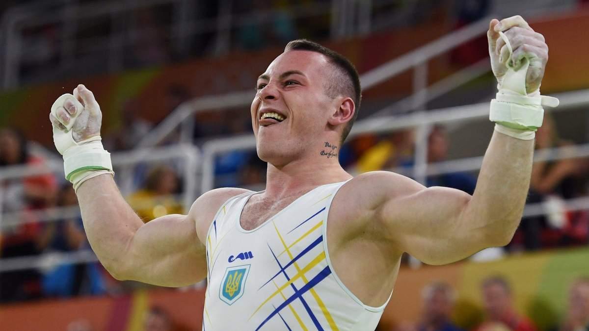 Сборная Украины по спортивной гимнастике вышла в финал Олимпиады