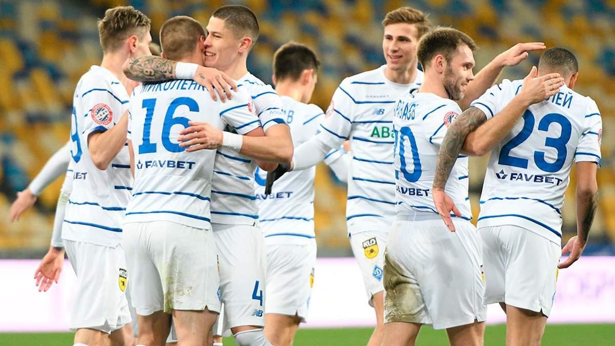 Динамо срочно изменило спарринг-партнера - кто соперник