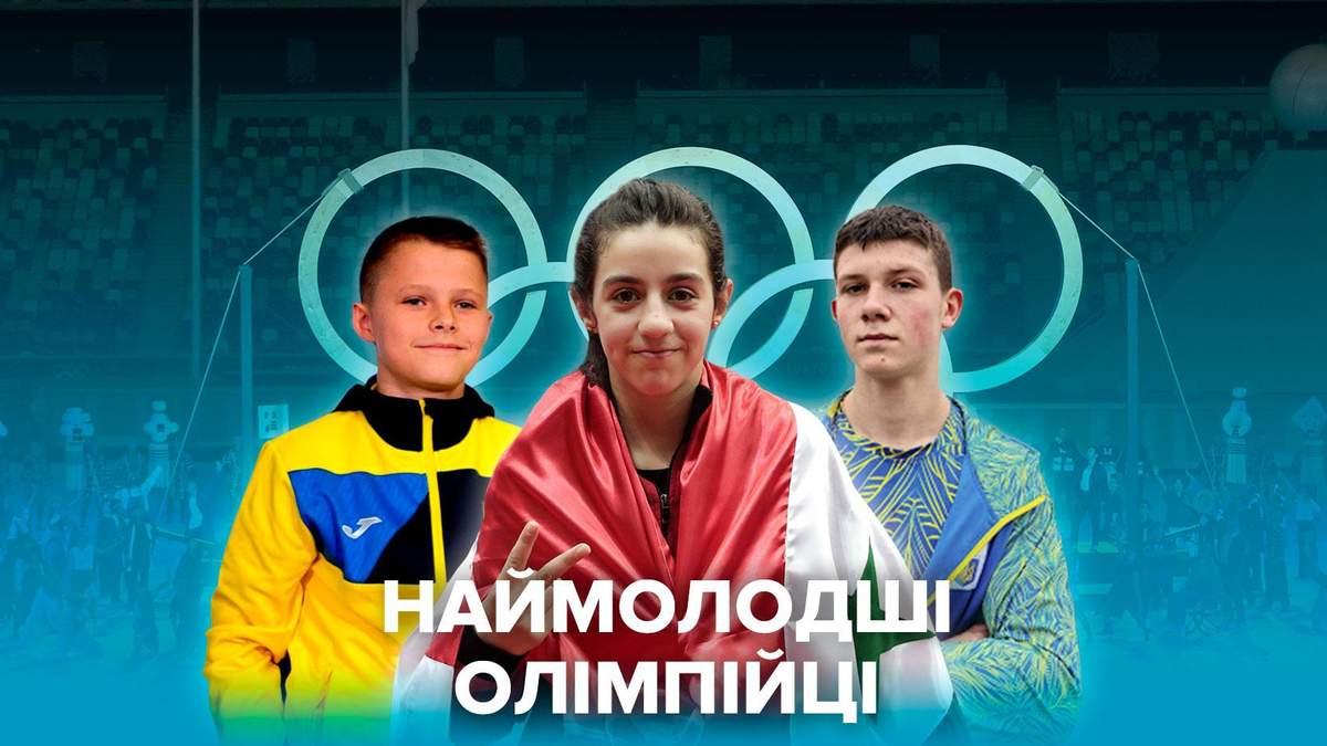 Наймолодші спортсмени на Олімпіаді-2020: хто вони, що відомо