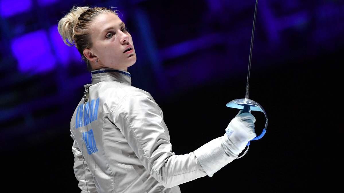 Ольга Харлан взяла перерыв в карьере