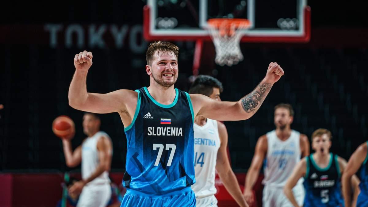 Лука Дончич встановив декілька унікальних досягнень у своєму дебютному матчі на Олімпіаді - Новини спорту - Спорт 24