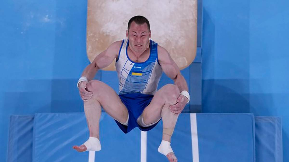 Олимпиада 2020: Украина заняла 7 место в командном многоборье