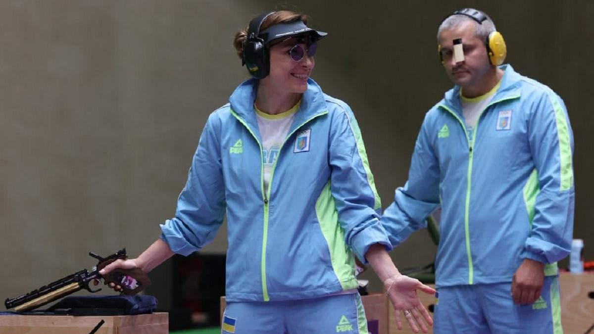 Костевич наблизилася до рекорду Клочкової по медалям на Олімпіаді