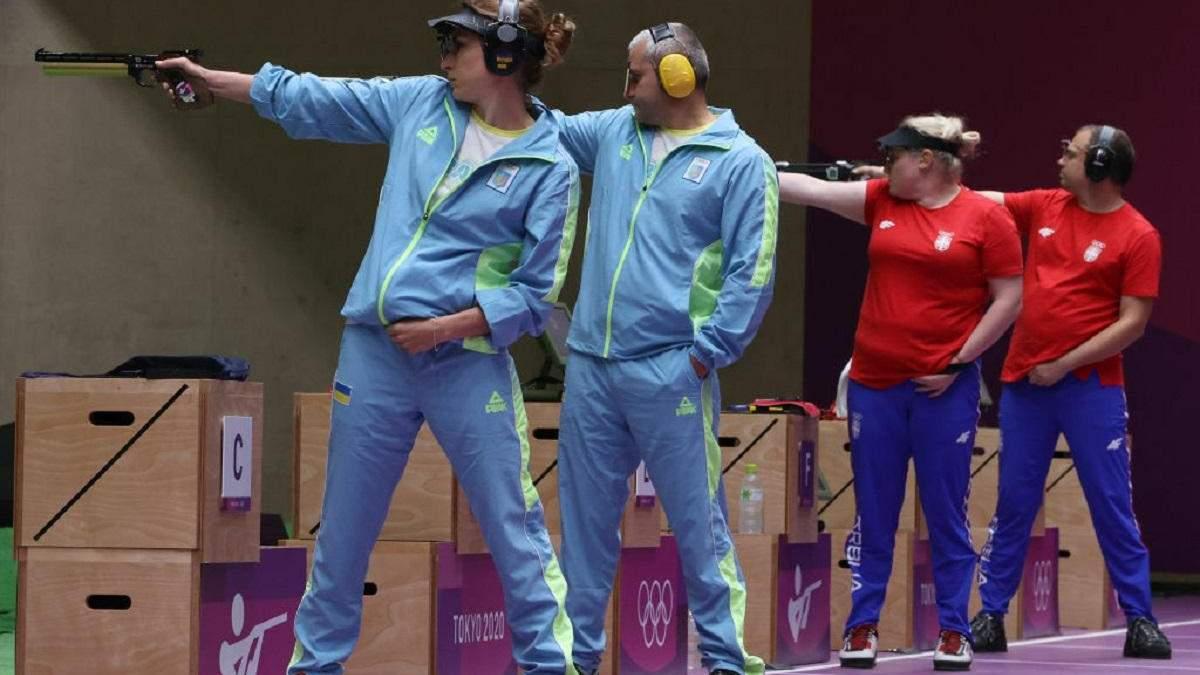 Проклятие снято: впервые украинский знаменосец выиграл медаль Олимпиады