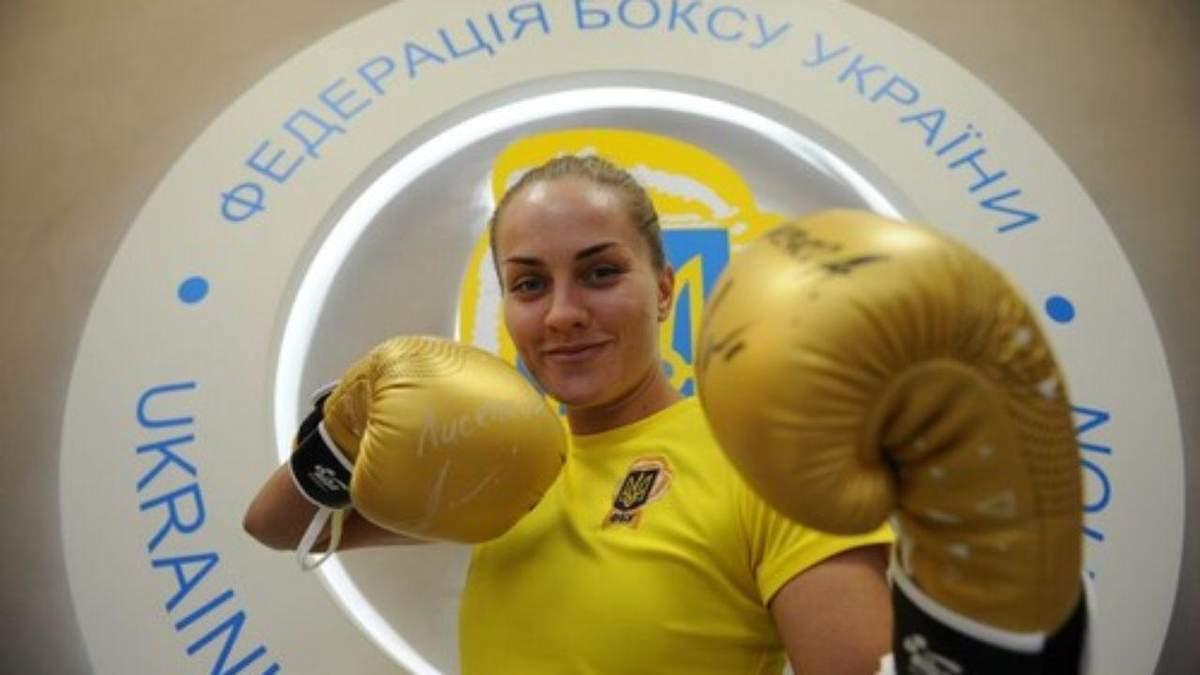 Ганна Лисенко вийшла у чвертьфінал олімпійського турніру з боксу