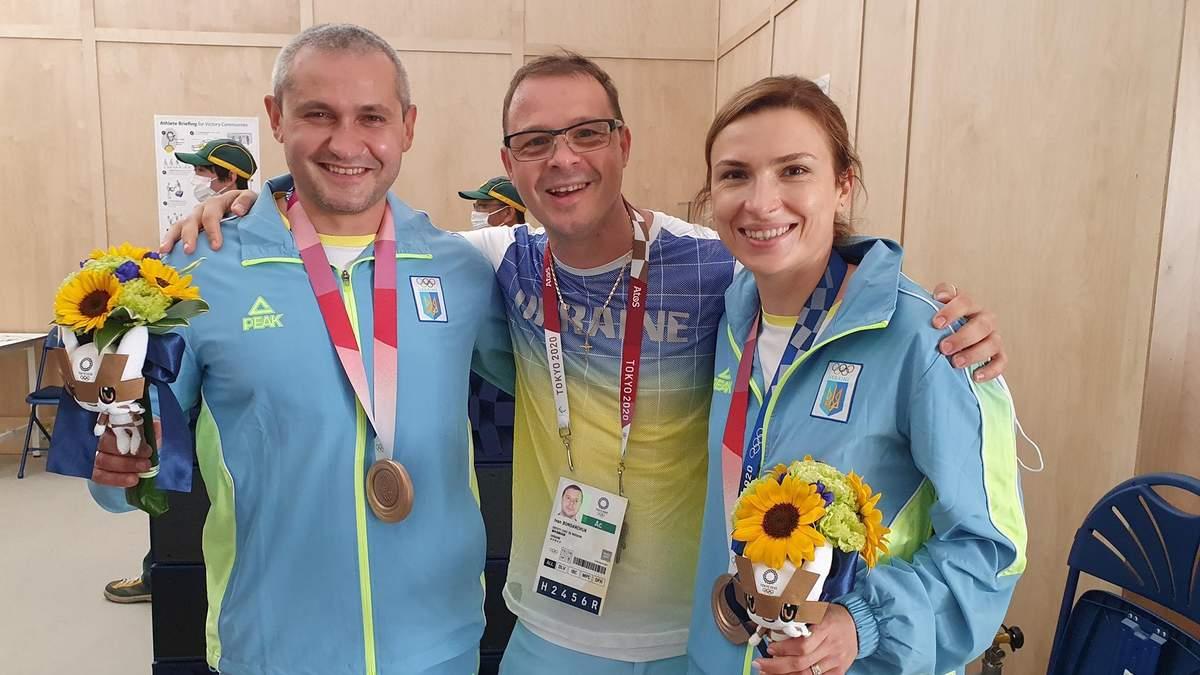 Олег Омельчук прокомментировал бронзу на Олимпийских играх 2020