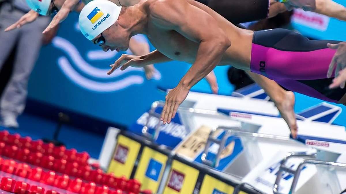 Украинский пловец Сергей Шевцов покидает Олимпиаду 2020