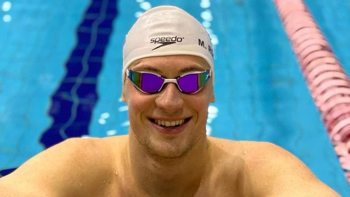 Михайло Романчук прокоментував Олімпійський рекорд 2020