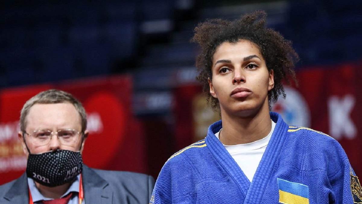 Дзюдоистка Турчин проиграла в 1/8 финала и покинула Олимпиаду