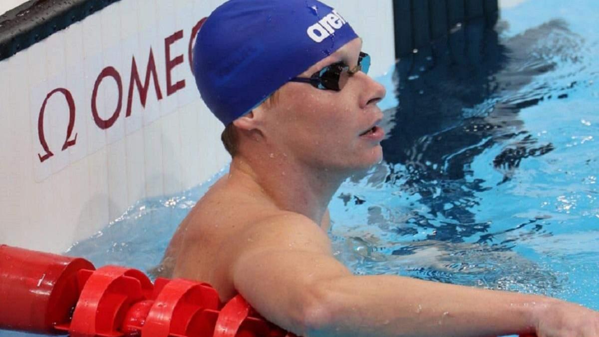 Пловец Фролов побил личный рекорд в финале на 800 метров в Токио