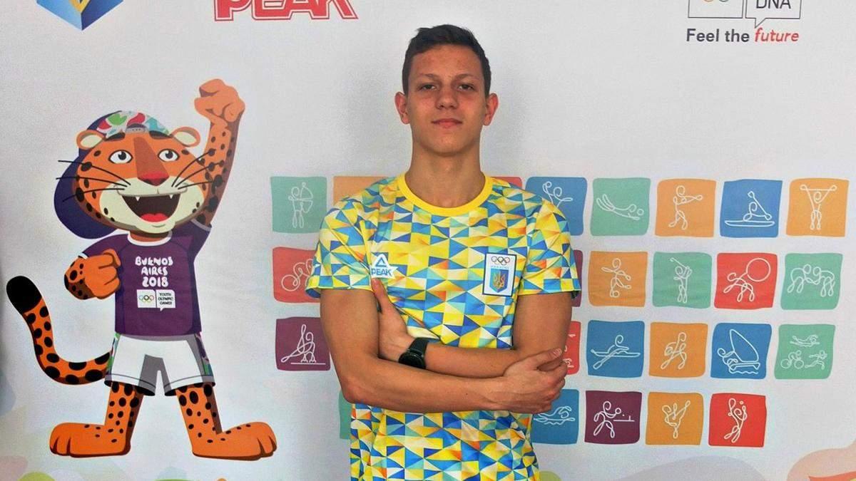 Украинский пловец Игорь Трояновский покинул Олимпийские игры 2020