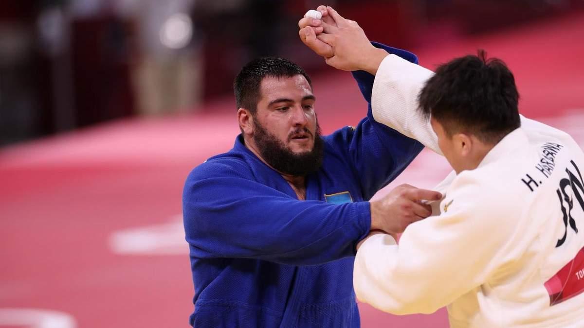Український дзюдоїст Яків Хаммо зупинився за крок від медалі Олімпіади 2020