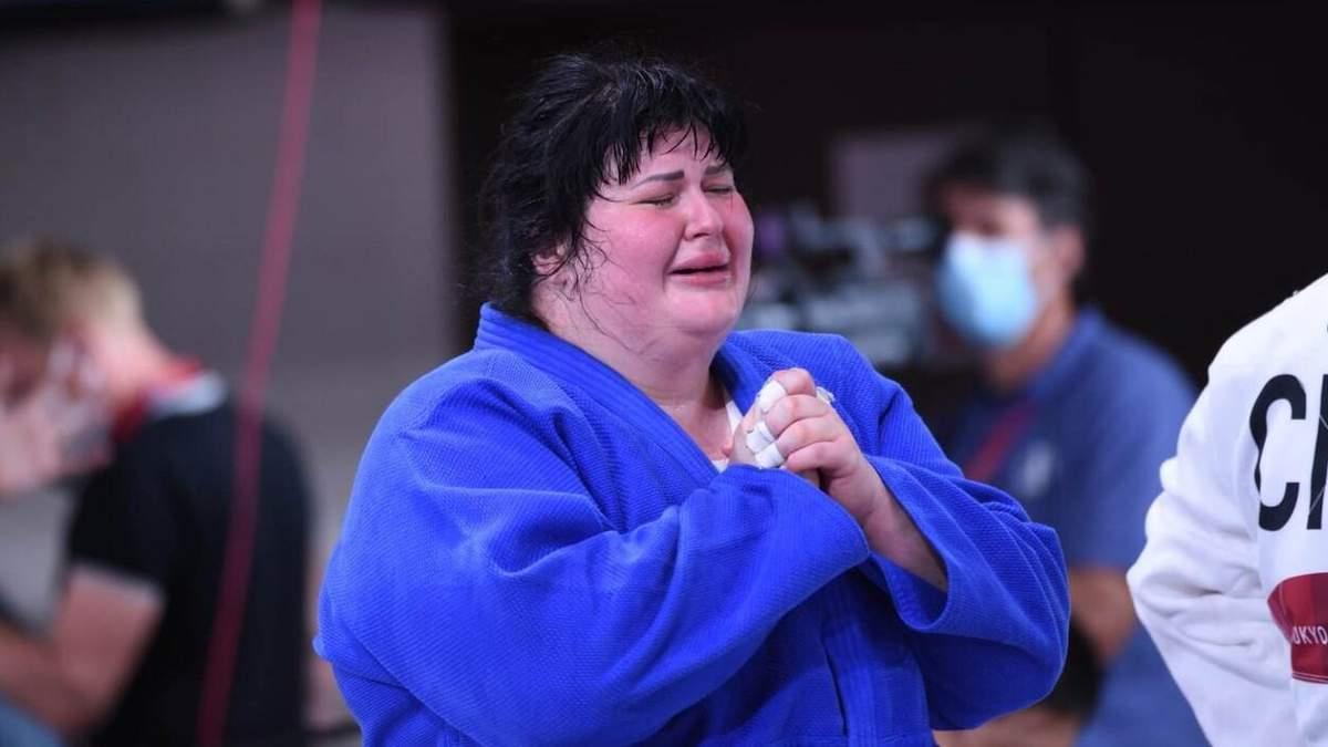 Горжусь тобой: Билодид поздравила украинскую дзюдоистку, которая принесла медаль Азербайджану