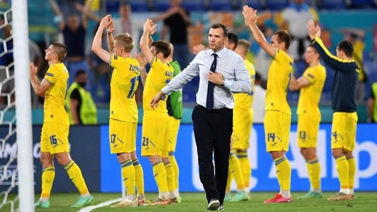 Шевченко заявив про закінчення контракту зі збірною, хоча його угода до 2022 року - Спорт 24