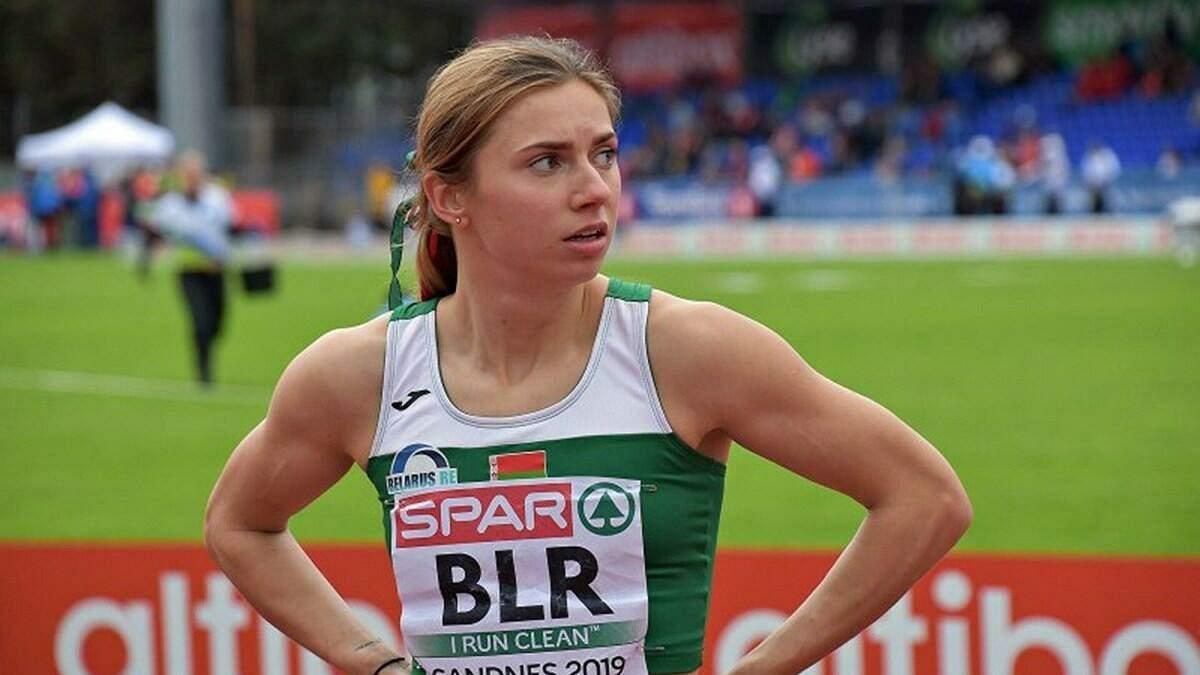 Поліція охороняє білоруську спортсменку, яку хотіли вивезти з Токіо
