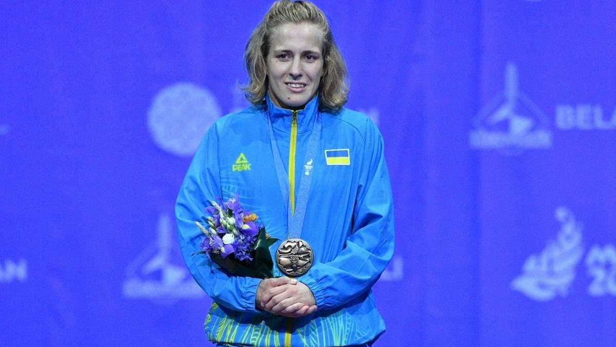 Українка Черкасова феєрично пробилася у півфінал Олімпіади з вільної боротьби - Новини спорту - Спорт 24