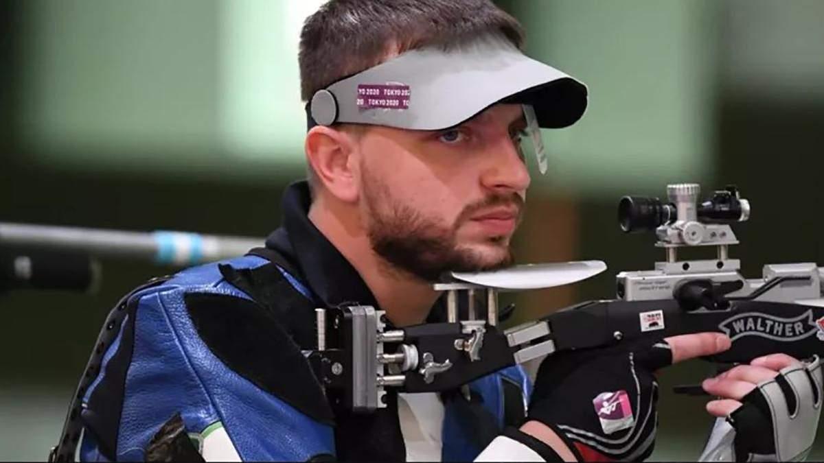 Українець Куліш зробив фатальну помилку на Олімпіаді та втратив медаль: стріляв по чужій мішені - Новини спорту - Спорт 24
