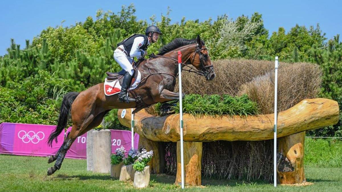 На Олимпиаде-2020 усыпили лошадь после того, как она получила травму во время выступления