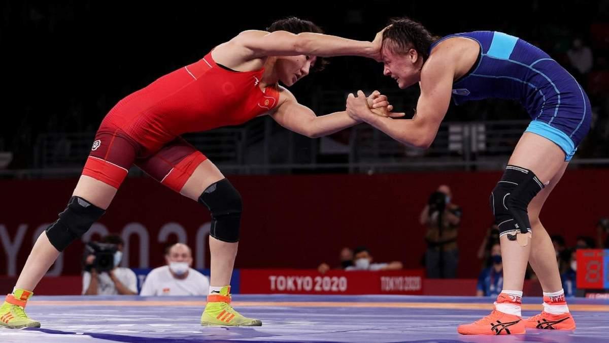 Борчиня Коляденко побореться за бронзу Олімпіади-2020