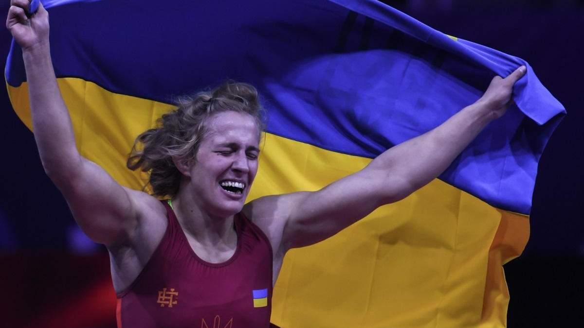Алла Черкасова завоювала бронзу Олімпіади 2020: відео