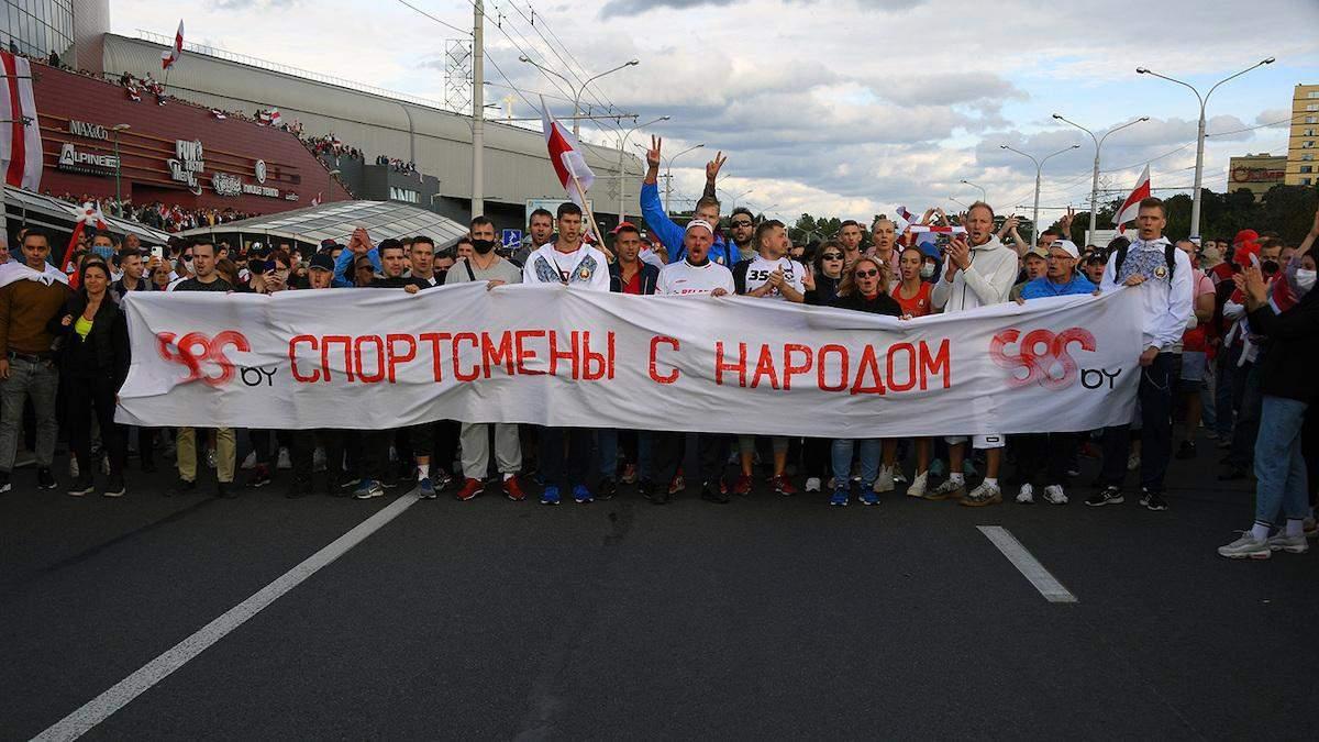 Та можна втратити життя: з Білорусі втекли ще троє спортсменів