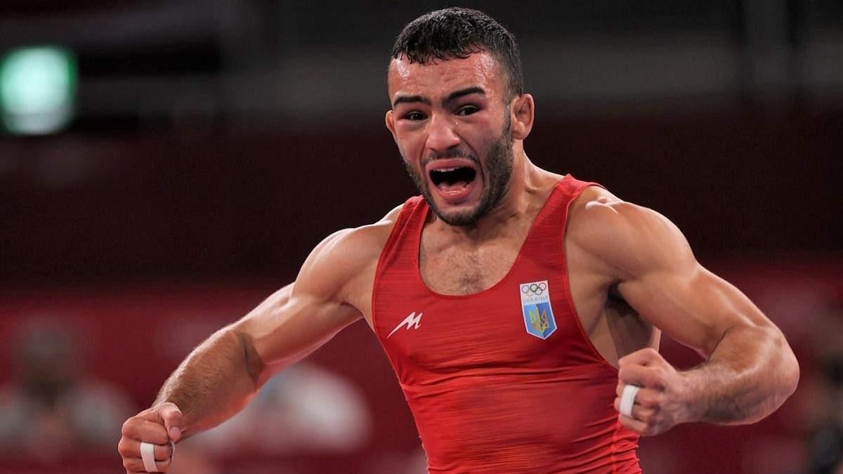 Насібов виграв срібло на Олімпіаді 2021, греко-римська боротьба