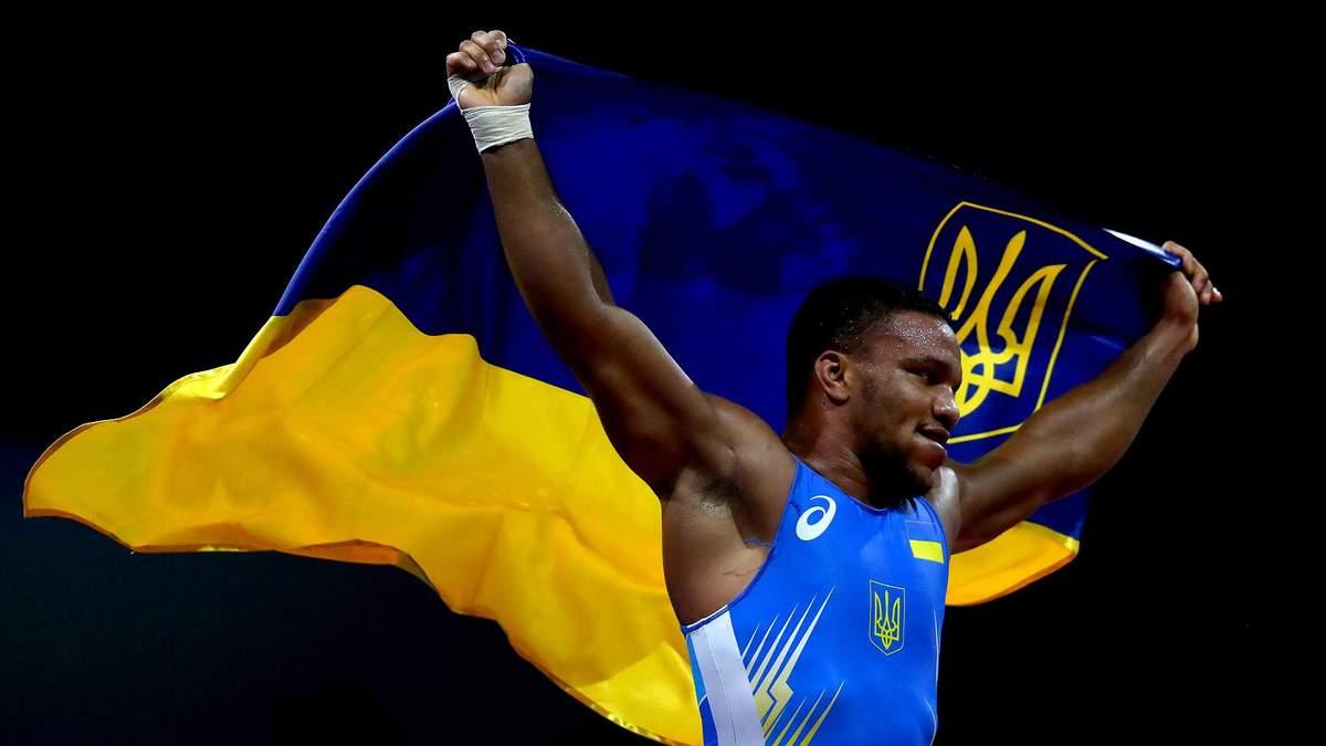 Жан Беленюк виграв золото на Олімпіаді 2020 – відео