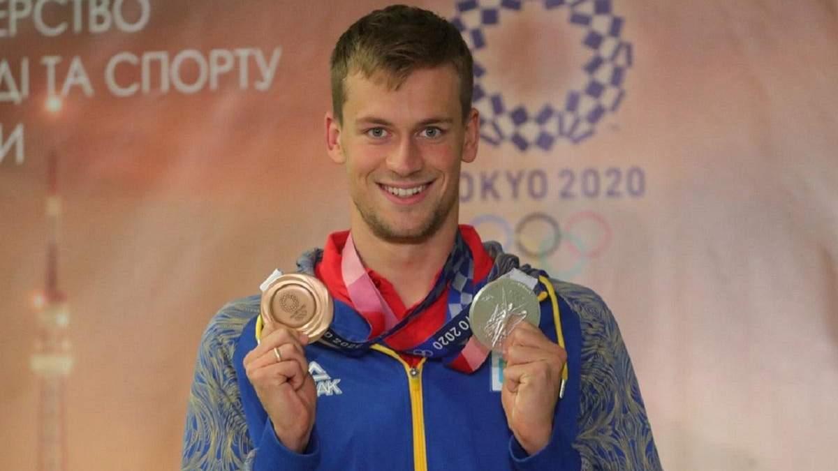 Что помогло Романчуку получить две медали Олимпиады – детали
