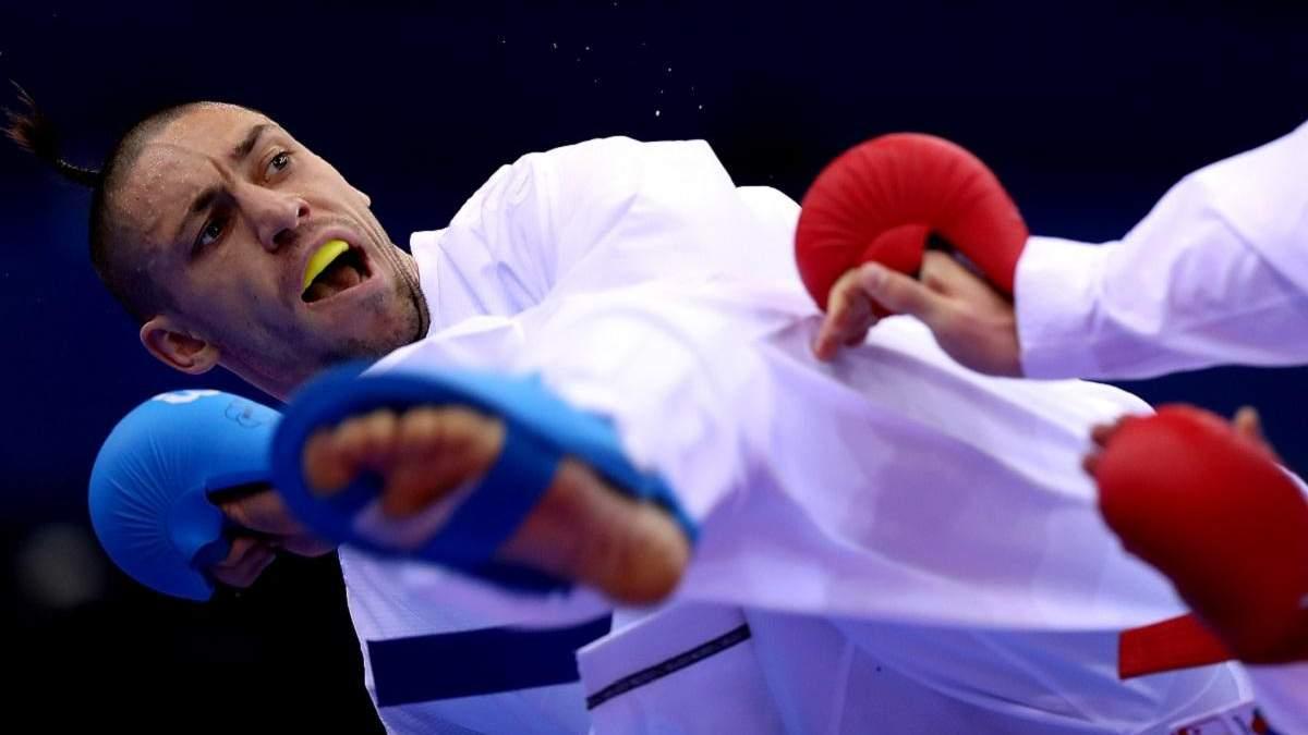 Станіслав Горуна отримав бронзу на Олімпійських іграх 2020