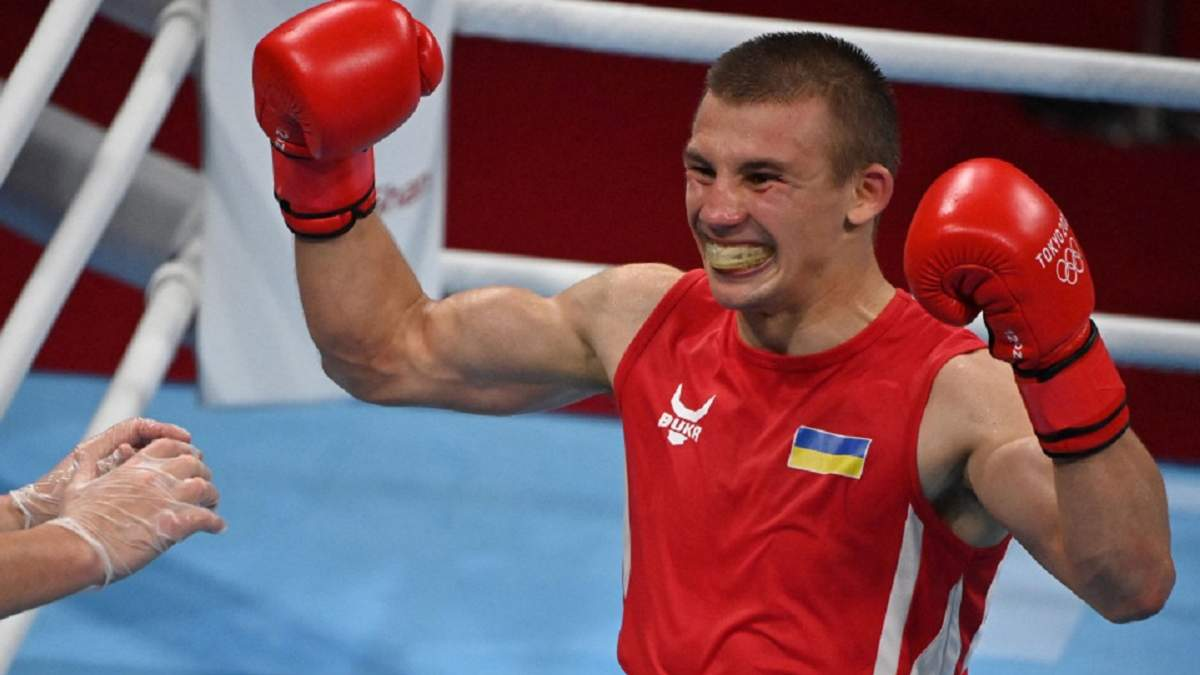 Олександр Хижняк - срібло на Олімпіаді 2020, фото