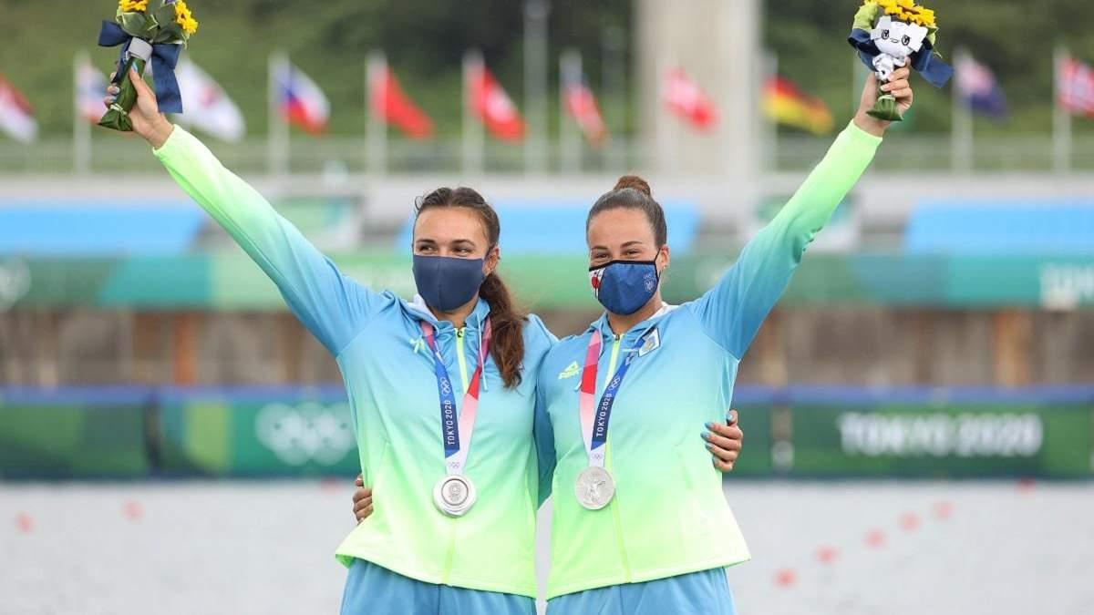 Як українки здобули медаль Олімпіади у каное-двійці – відео