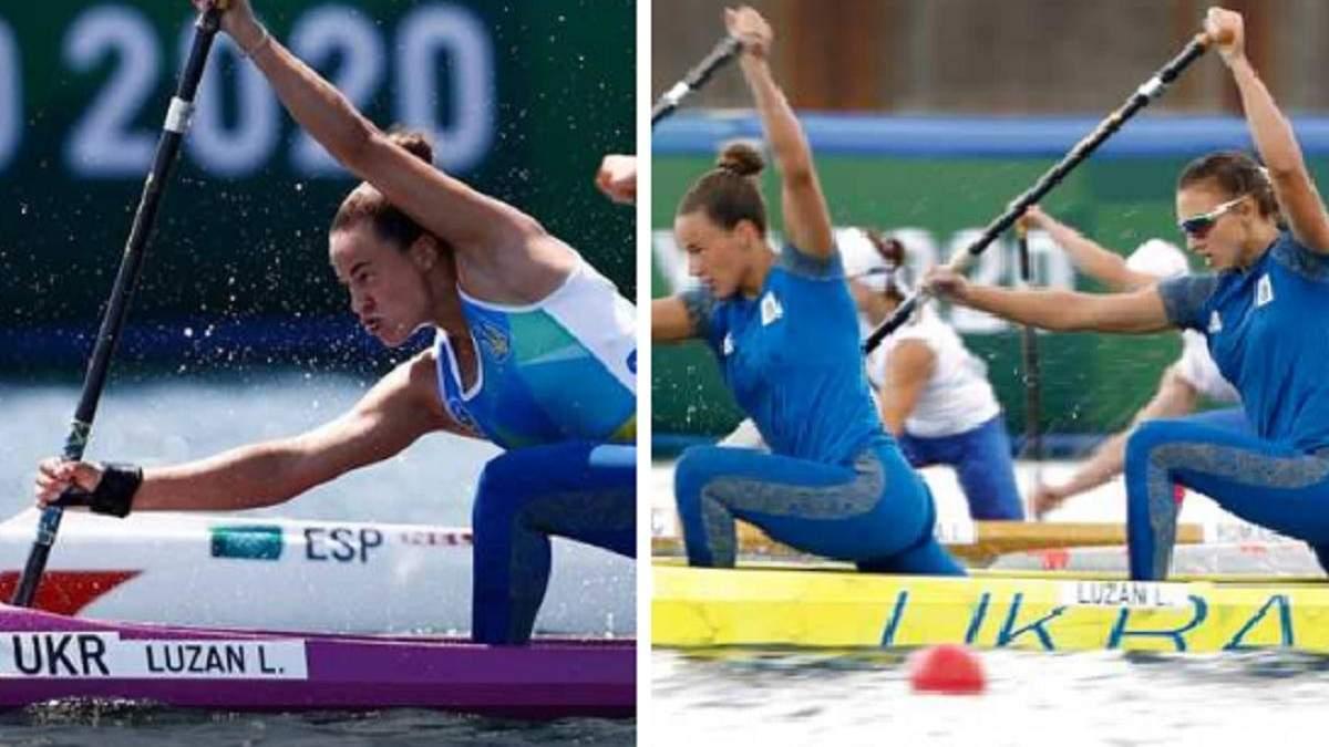 Веслувальниця Лузан змінила історію України на Олімпіаді