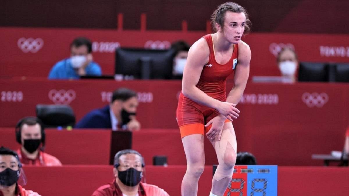Борчиха Ливач остановилась в шаге от медали на дебютной Олимпиаде