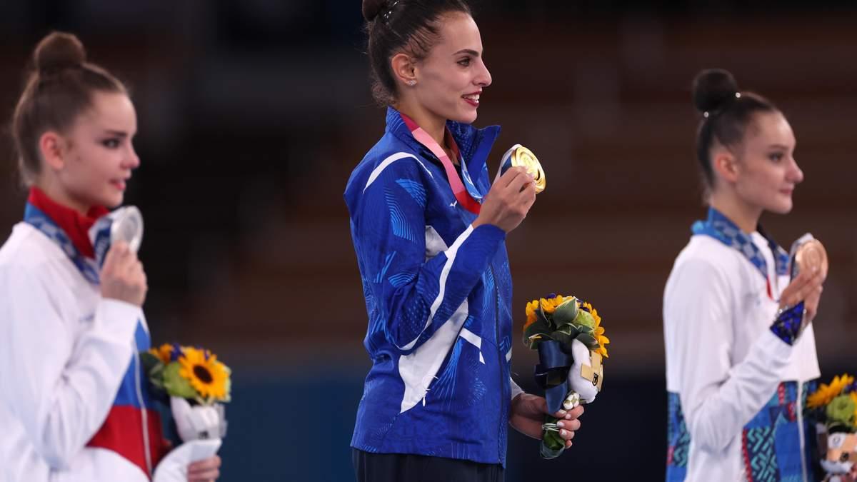 Росія вперше за 25 років без золота у художній гімнастиці на Олімпіаді