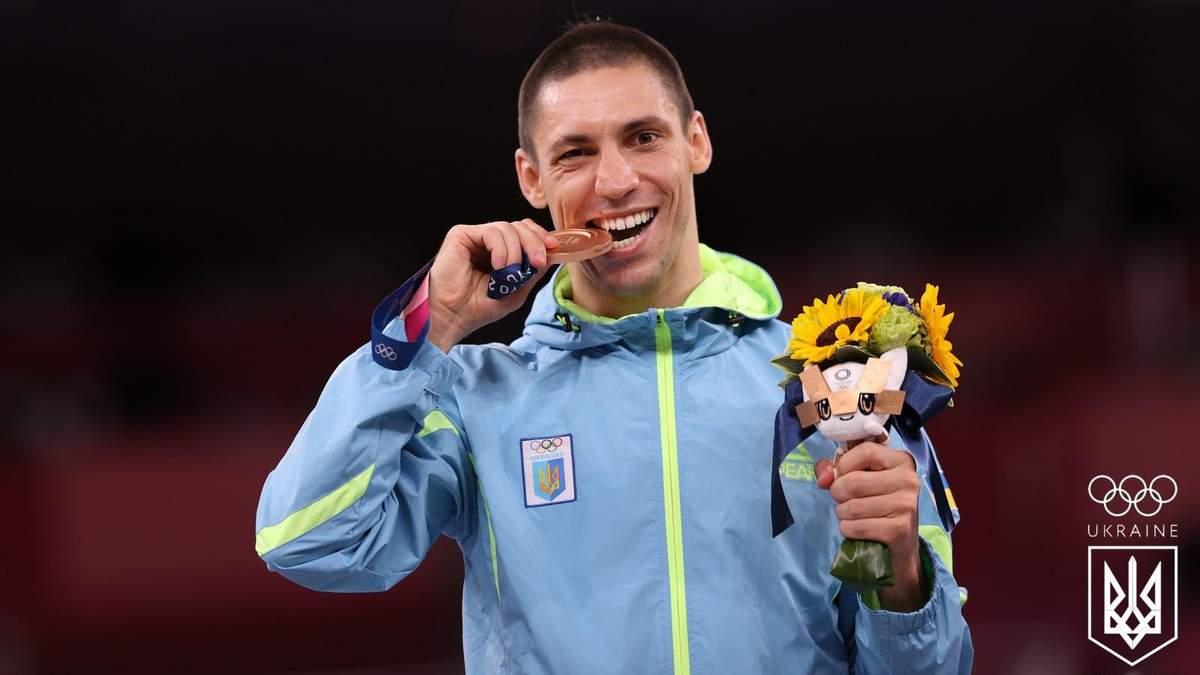 Горуна показав прийом з карате на українському олімпійському чемпіоні: відео - Новини спорту - Спорт 24