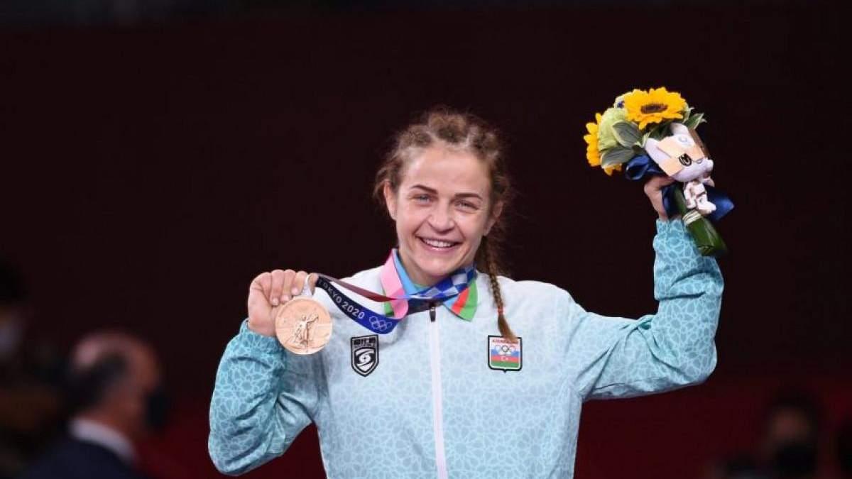 Медали украинцев в Токио в составе других стран - имена спортсменов