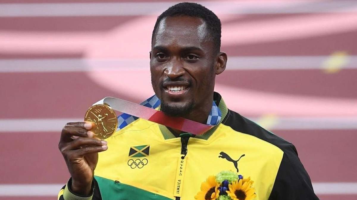 Волонтерка оплатила таксі бігуну з Ямайки на Олімпіаді: він переміг та знайшов її після цього