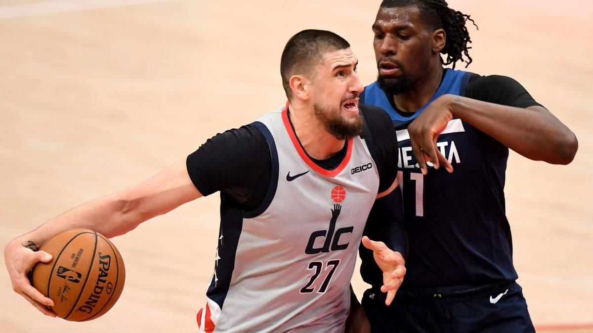 Український баскетболіст Олексій Лень став гравцем Сакраменто