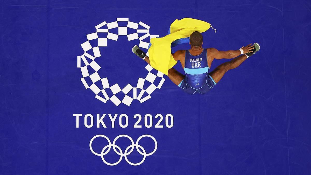 Жан Беленюк розповів, чому станцював гопак на Олімпіаді 2020