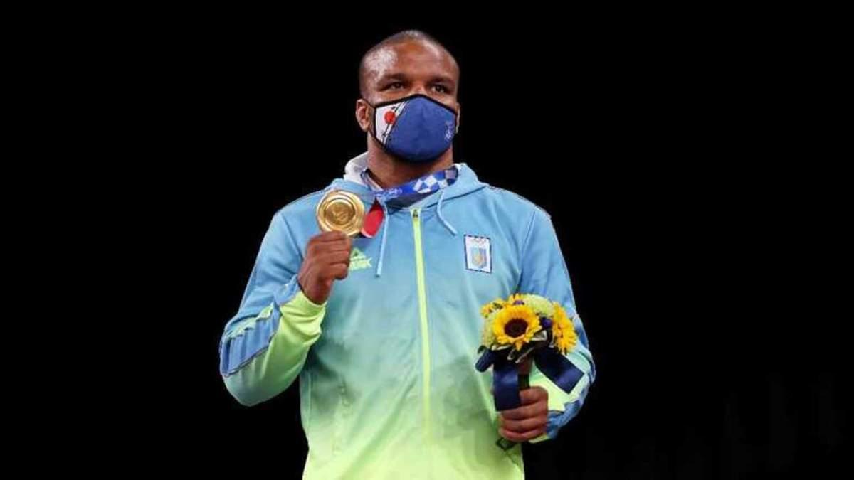 Беленюк розповів про важку травму напередодні змагань
